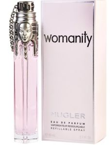 Womanity by Mugler 80ml EDP Spray Authentic Perfume for Women