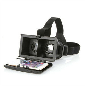 3D Virtual Reality Video Glasses for 3.5-6.0 inch Smartphones
