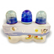3 Pack 4Oz Round Bottle- Mickey