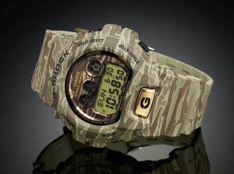 Casio G Shock * GDX6900TC-5 XL Tiger Camo Resin