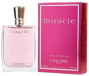 Lancome Miracle 100mL EDP Authentic Perfume for Women