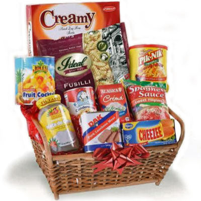 Love and Joy Christmas Gift Basket  (Christmas Package)