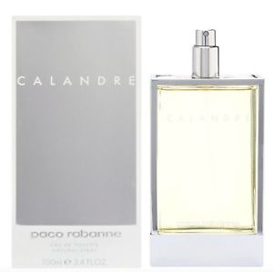 Calandre by Paco Rabanne 100mL EDT Spray Perfume for Women