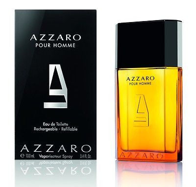 Azzaro Pour Homme 100mL EDT Spray Authentic Perfume for Men
