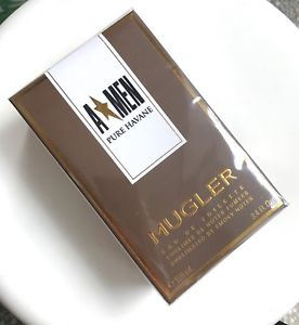 A*Men Pure Havane by Mugler 100mL EDT Spray Fragrance for Men