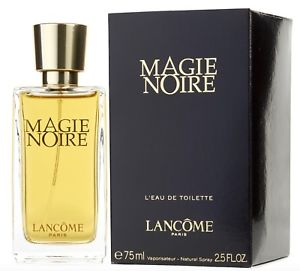 Lancome Magie Noire 75mL EDT Spray Authentic Perfume for Women