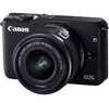 Canon EOS M10 with EF-M 15-45mm Lens Kit