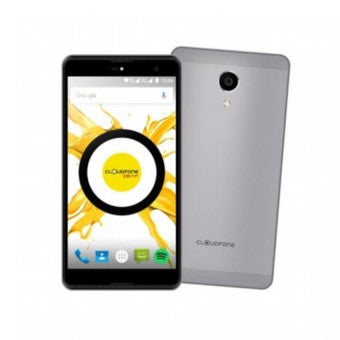 Cloudfone Thrill Plus 16GB (Grey) with Free Spotify Earphones