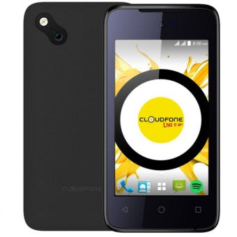 Cloudfone Ice Plus 2 4GB (Black)