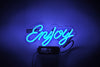Enjoy Neon Sign - Noble Gas Industries