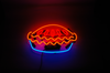 Diner Pie Neon Sign - Noble Gas Industries