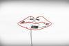 Lips Neon Sign - Noble Gas Industries