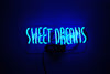 Sweet Dreams Neon Sign - Noble Gas Industries