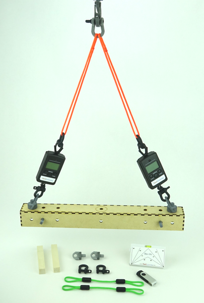 Comtrain Model Rigging Training Kit