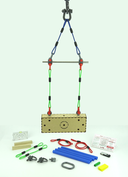 ITI Model Rigging Training Kit