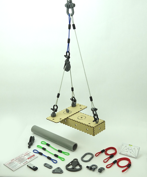NACB Model Rigging Training Kit