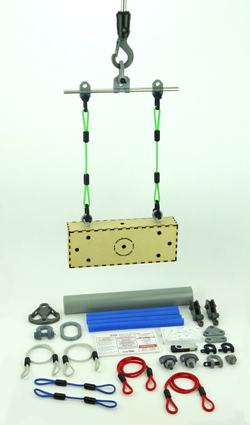 Refinery Model Rigging Training Kit