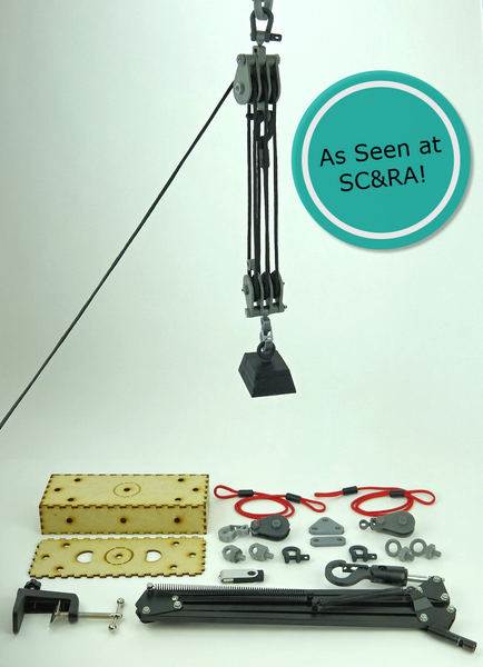 Rigging and Lifting with Blocks Presentation Kit