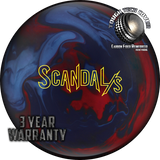 Hammer - ScandaL/S - Blue/Red Pearl