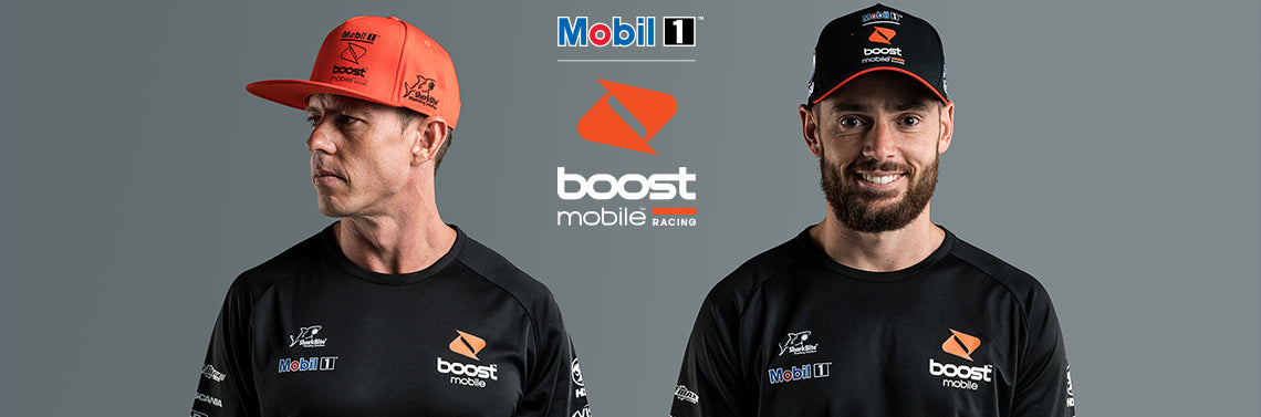 Mobil 1 Boost Mobile Racing