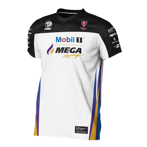 2019 MMR TEAM T-SHIRT WHITE