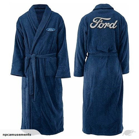 FORD LONG SLEEVE ROBE