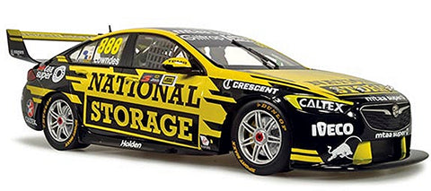 1:18 – 2018 SUPERCARS AUTOBARN LOWNDES RACING #888 LOWNDES AUCKLAND LIVERY