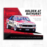 HOLDEN AT BATHURST, THE CARS: 1963-2017