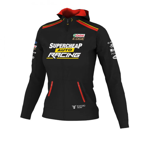 2019 SUPERCHEAP AUTO RACING TEAM HOODIE WOMEN'S