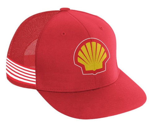 2019 SHELL V-POWER FLAT PEAK CAP