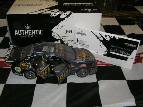 1:18 Dirty Erebus Penrite Racing 2017 Bathurst 1000 Winner (Special Edition)