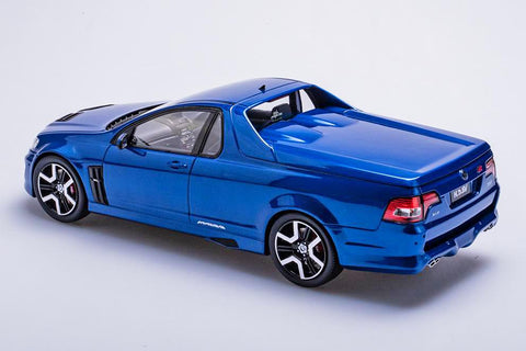 1:18 HSV 20 YEARS OF MALOO R8 LIMITED EDITION VOODOO BLUE
