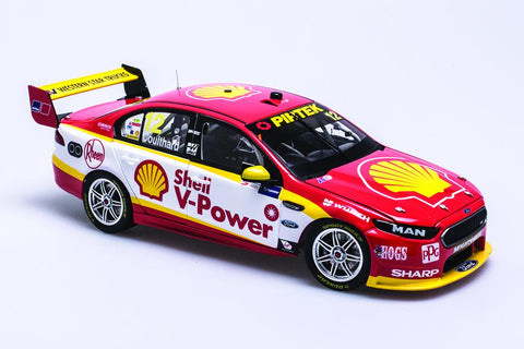 1:18 2017 FORD FGX FALCON - FABIAN COULTHARD