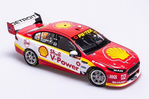 1:18 2017 FORD FGX FALCON - SCOTT McLAUGHLIN