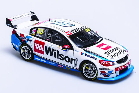 1:18 HOLDEN VF COMMODORE - Wilson Security Racing GRM