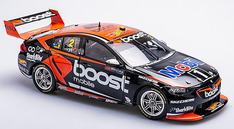 1:64 HOLDEN ZB COMMODORE - MOBIL 1 BOOST MOBILE RACING #2 SCOTT PYE 2018