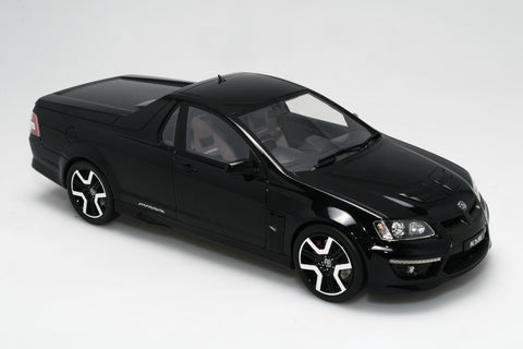 1:18 Resin – HSV 20 Years of Maloo R8 Limited Edition in Phantom Black