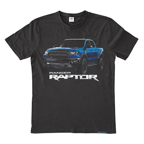 FORD RANGER RAPTOR T-SHIRT - BLACK