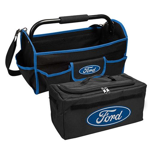 FORD 2-IN-1 TOOL & COOLER BAG