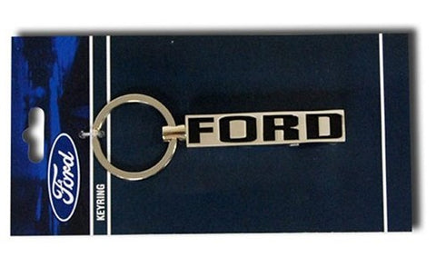 FORD BLOCK BOTTLE OPENER KEY-RING