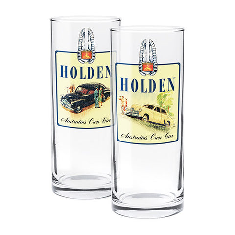 HOLDEN S/2 HIGHBALL GLASSES