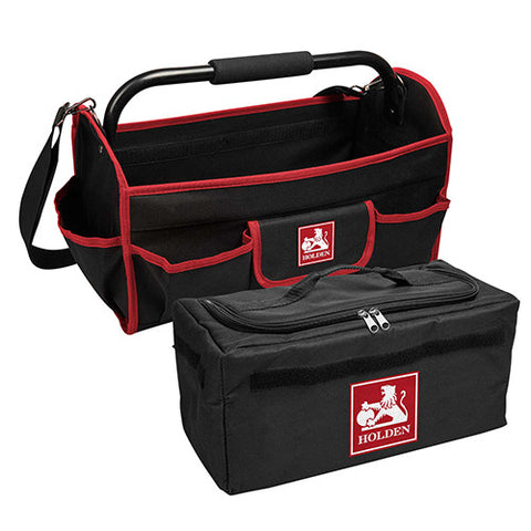 HOLDEN 2 IN 1 TRADIE COOLER BAG