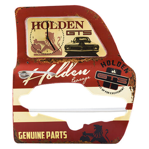 HOLDEN CLOCK AND SHELF