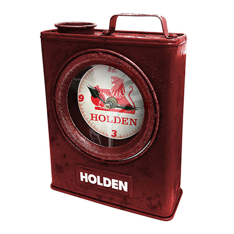HOLDEN HERITAGE JERRY CAN CLOCK