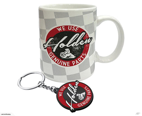 HOLDEN MUG AND KEYRING PACK