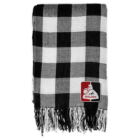 HOLDEN TARTAN THROW