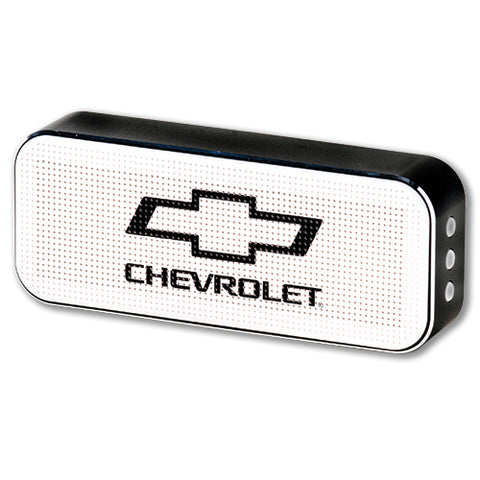 CHEVROELT BOWTIE DELTA WIRELESS SPEAKER