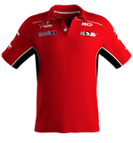 2017 M1HSV Adult Performance Polo - Red