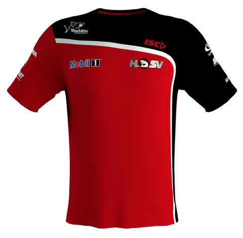 2017 M1HSV Adult Team Tee - Red