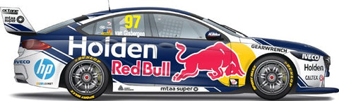 1:18 / 1:43 / 1:64 2019 Shane Van Gisbergen's Red Bull Holden Racing Team